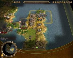 Орешкин: Испанские войска из города Амстердам наступают на голландские войска из города Новый Амстердам.