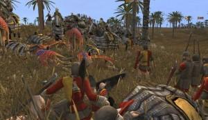 Сарацины обожают нападать из засады.